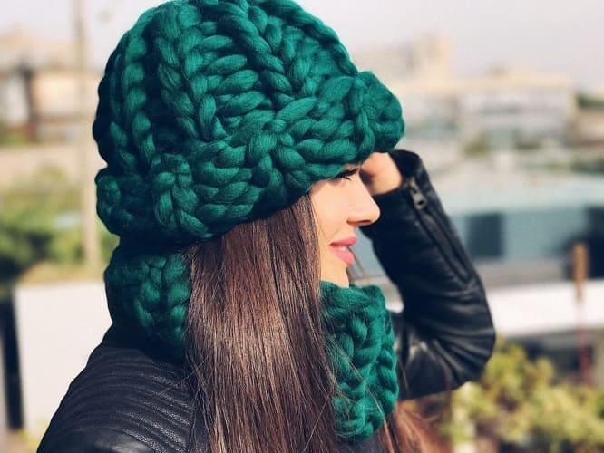 как вязать шапку хельсинки подборка схем моделей на спицах