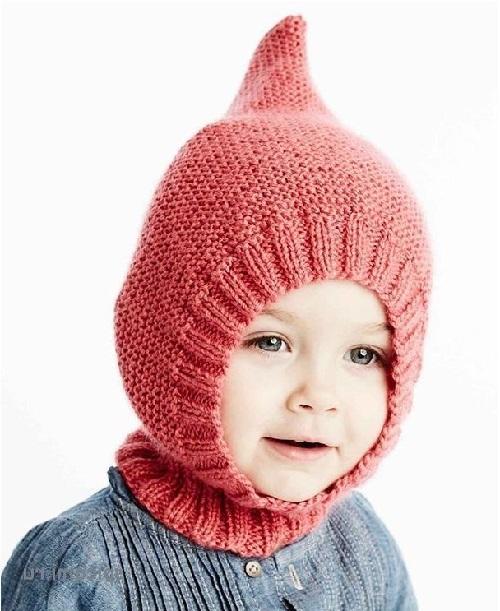 шапка гномик спицами описание и схема вязания