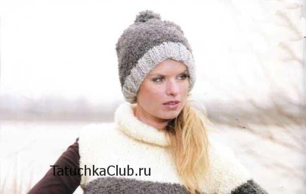 Шапка на зиму для женщин