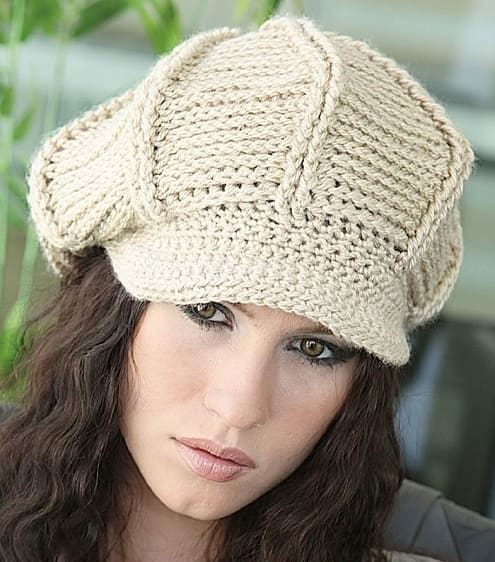 Шапка кепка для женщин за 50