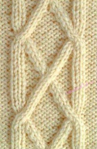 Арановая вязка Дорожка
