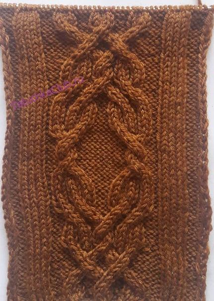 Вязание аранов