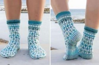 Носки от Дропс