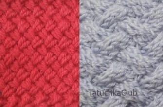 Плетеный узор – МК