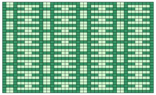 Схема для кофты